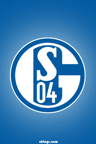 Schalke 04 iPhone Wallpaper