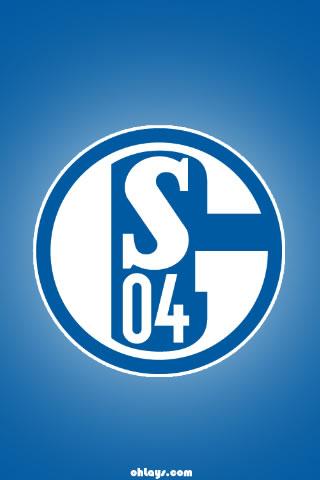 Schalke 04 iPhone Wallpaper