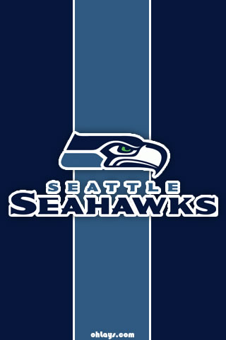 Seattle Seahawks iPhone Wallpaper