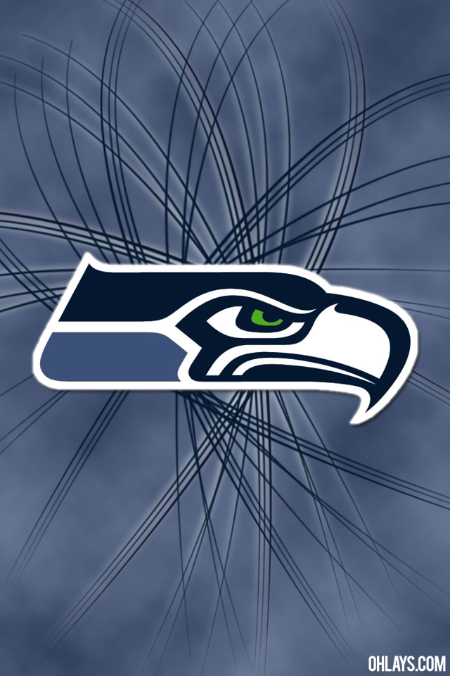 Seattle Seahawks iPhone Wallpaper