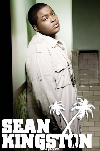 Sean Kingston iPhone Wallpaper