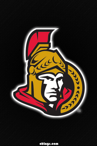 Ottawa Senators iPhone Wallpaper