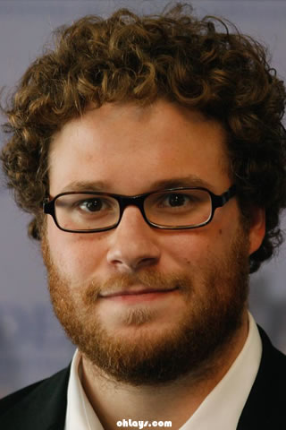Seth Rogen iPhone Wallpaper