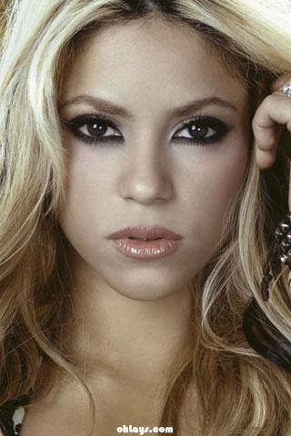 Shakira iPhone Wallpaper