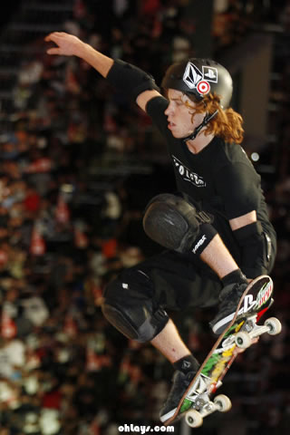 Shaun White iPhone Wallpaper