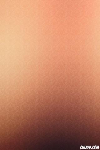 Orange iPhone Wallpaper