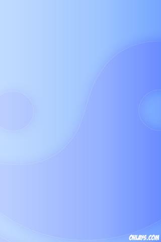 Yin Yang iPhone Wallpaper