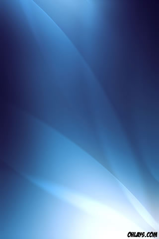 Blue iPhone Wallpaper