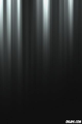 Black Stripes iPhone Wallpaper
