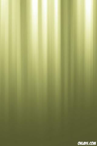 Green Stripes iPhone Wallpaper