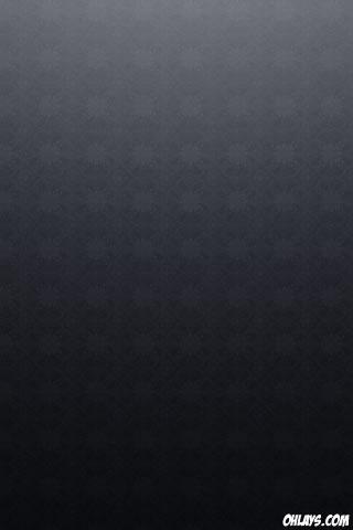 Black Pattern iPhone Wallpaper