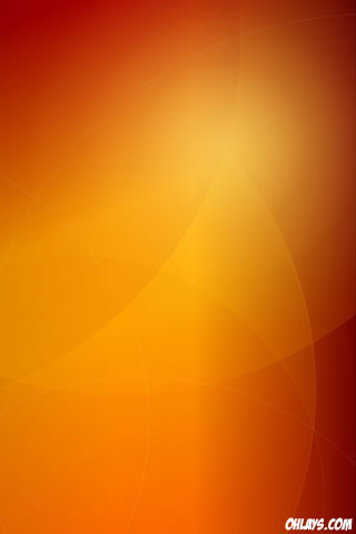 Orange iPhone Wallpaper