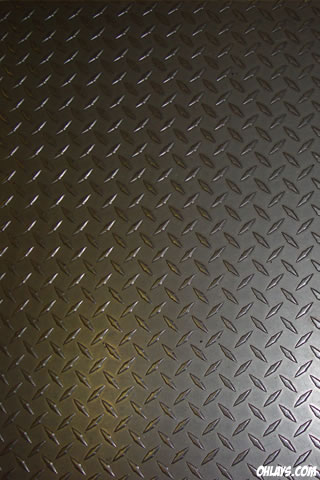 Diamond Plate iPhone Wallpaper