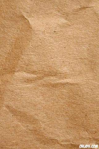 Paper iPhone Wallpaper