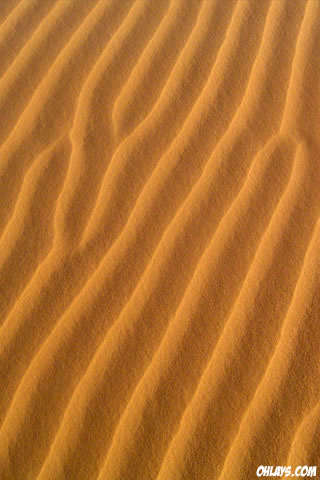 Sand iPhone Wallpaper