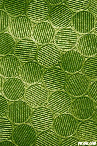 Green Pattern iPhone Wallpaper