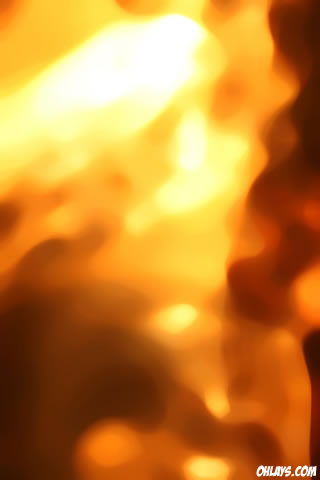 Flame iPhone Wallpaper