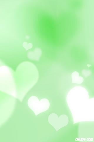 Hearts iPhone Wallpaper