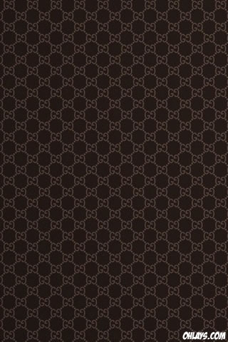 wallpaper gucci. Gucci Pattern iPhone Wallpaper