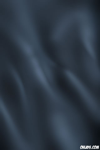 Black Ripples iPhone Wallpaper