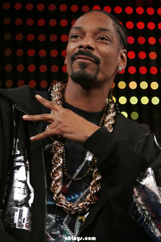Snoop Dogg iPhone Wallpaper