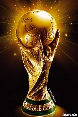 World Cup iPhone Wallpaper