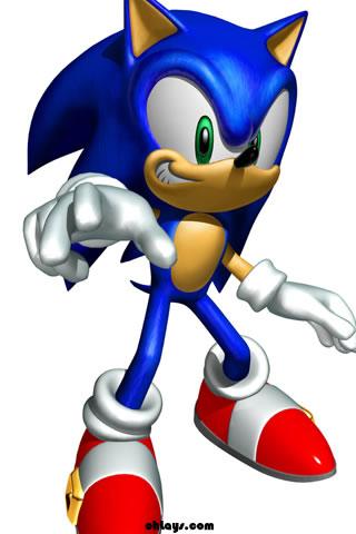 Sonic iPhone Wallpaper