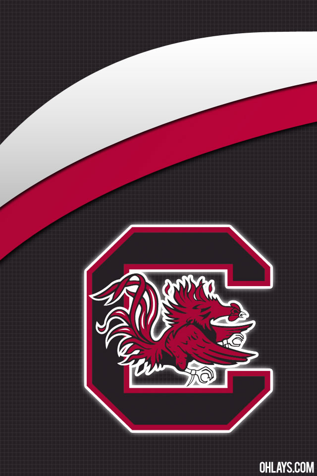 South Carolina Gamecocks iPhone Wallpaper