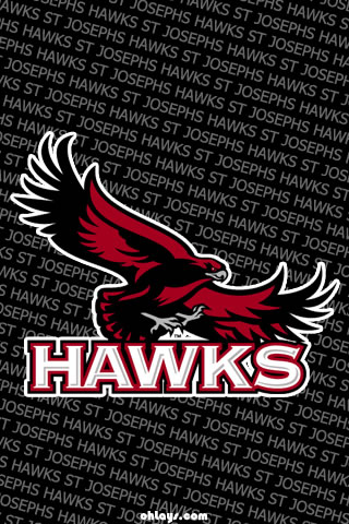 Name St Josephs Hawks IPhone Wallpaper Category Colleges Date Added March 1 2010 Views 52
