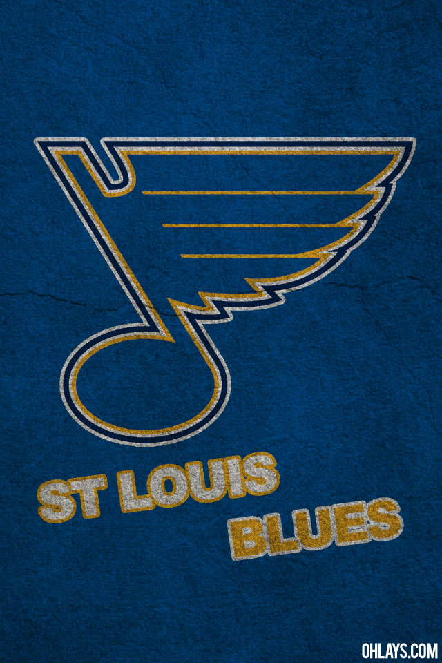 St Louis Blues iPhone Wallpaper