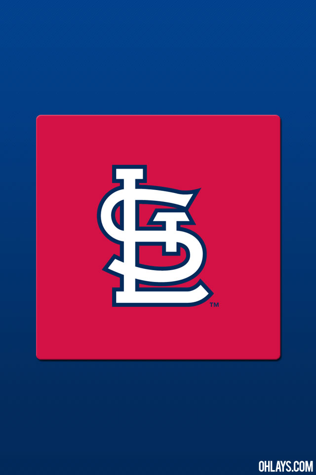 St Louis Cardinals iPhone Wallpaper
