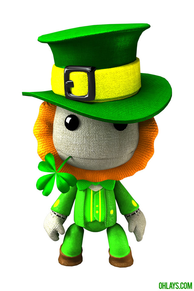 St Patricks Day iPhone Wallpaper