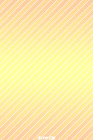 Yellow Stripes iPhone Wallpaper