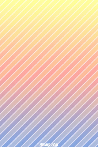 Pink Stripes iPhone Wallpaper