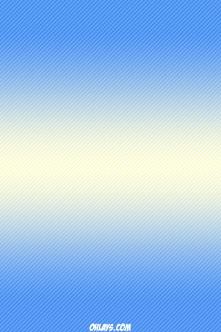 Blue Stripes iPhone Wallpaper