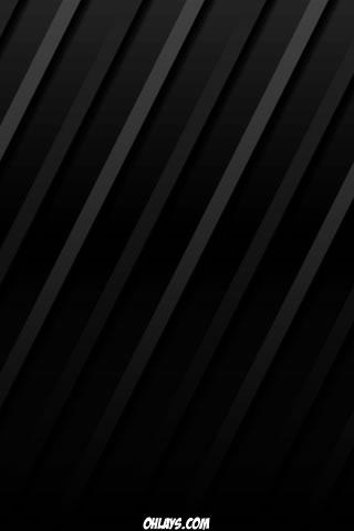Dark Stripes iPhone Wallpaper