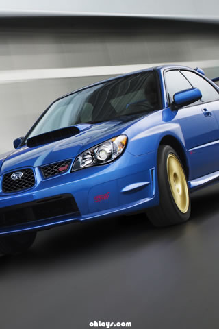 Subaru Sti Iphone Wallpaper 119 Ohlays