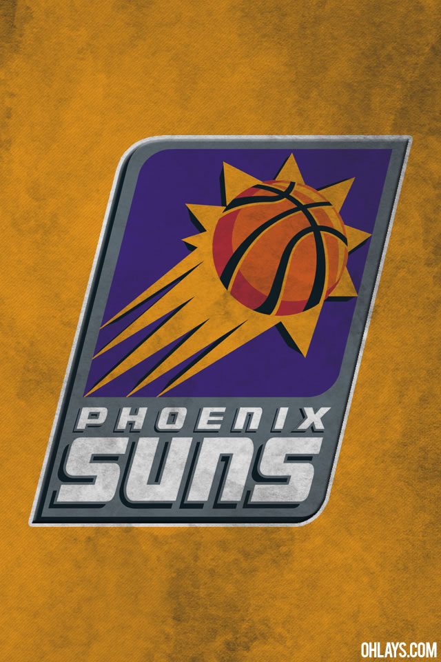 Phoenix Suns iPhone Wallpaper