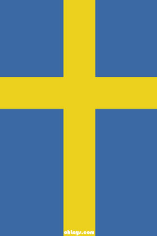 Sweden iPhone Wallpaper