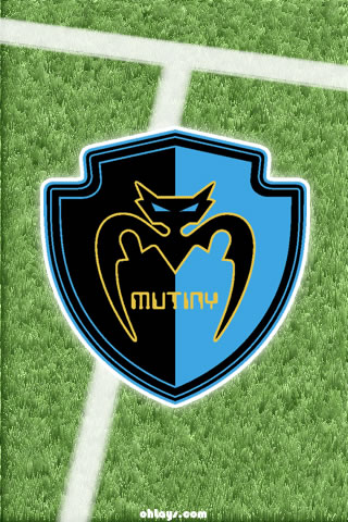 Tampa Bay Mutiny iPhone Wallpaper