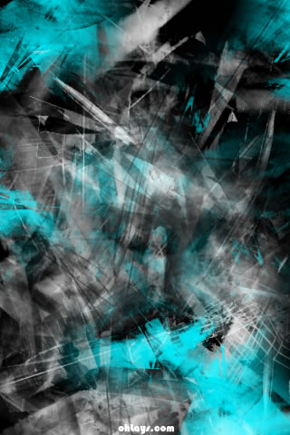 Teal Grunge Iphone Wallpaper 15 Ohlays