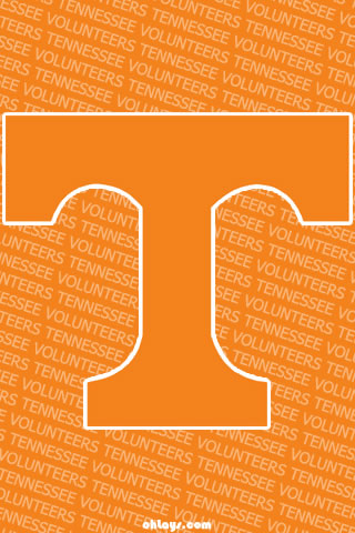 Tennessee Volunteers iPhone Wallpaper
