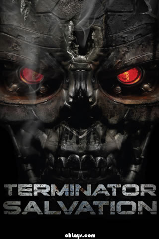 Terminator iPhone Wallpaper
