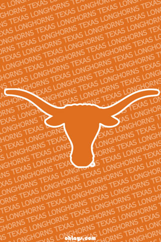 Texas Longhorns iPhone Wallpaper