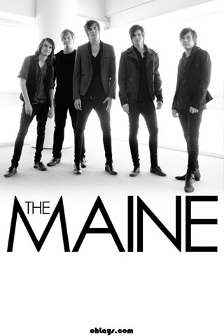 The Maine iPhone Wallpaper