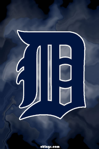 Detroit Tigers iPhone Wallpaper