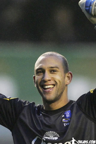 Tim Howard iPhone Wallpaper
