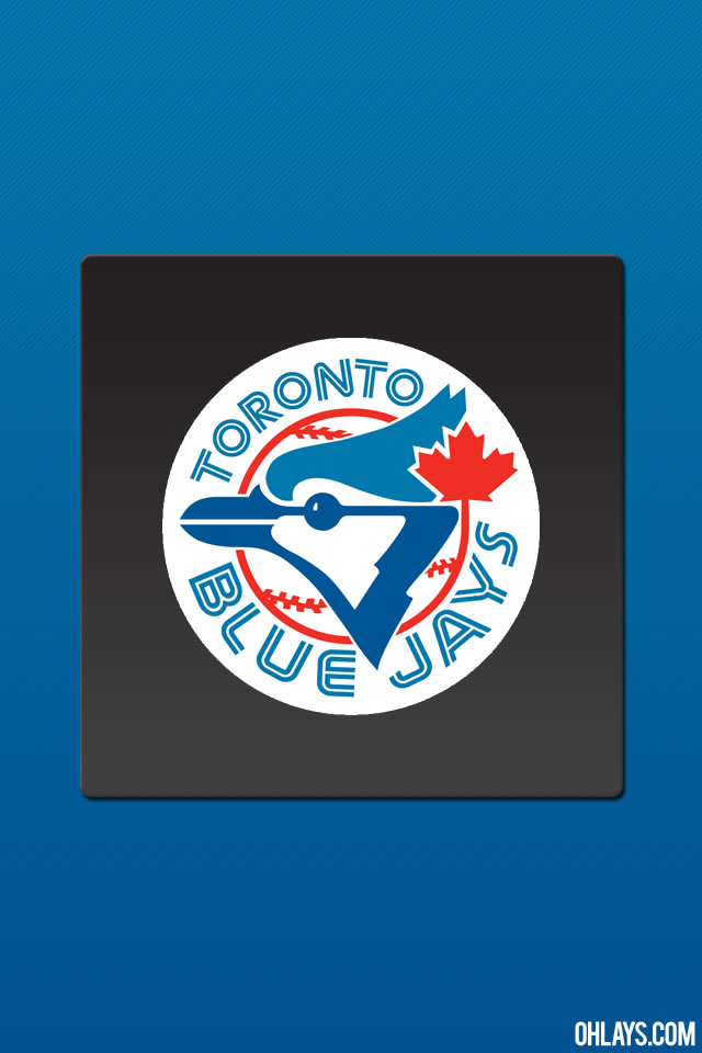 Toronto Bluejays iPhone Wallpaper