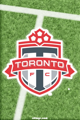 Toronto FC iPhone Wallpaper