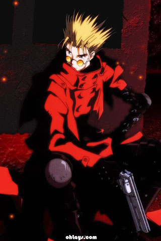 Trigun iPhone Wallpaper
